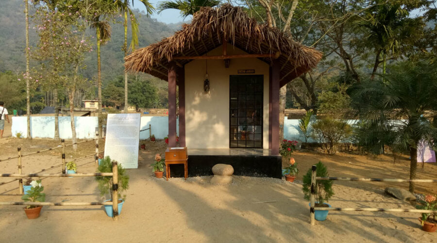Omed's Small Hut