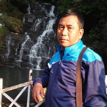 Rev. Jaseng D. Marak