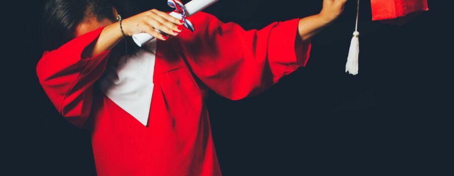 Yanibel Minaya graduated