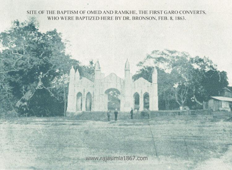 Sukheswar Ghat 1863